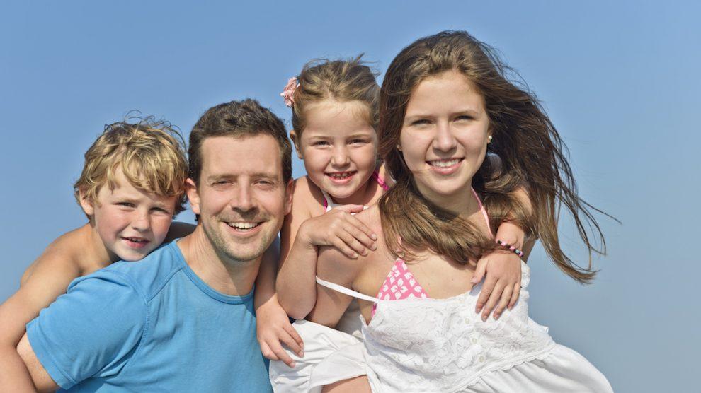 Erben in der Patchwork-Familie