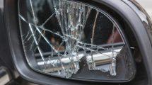 Fahren mit defekten Außenspiegel