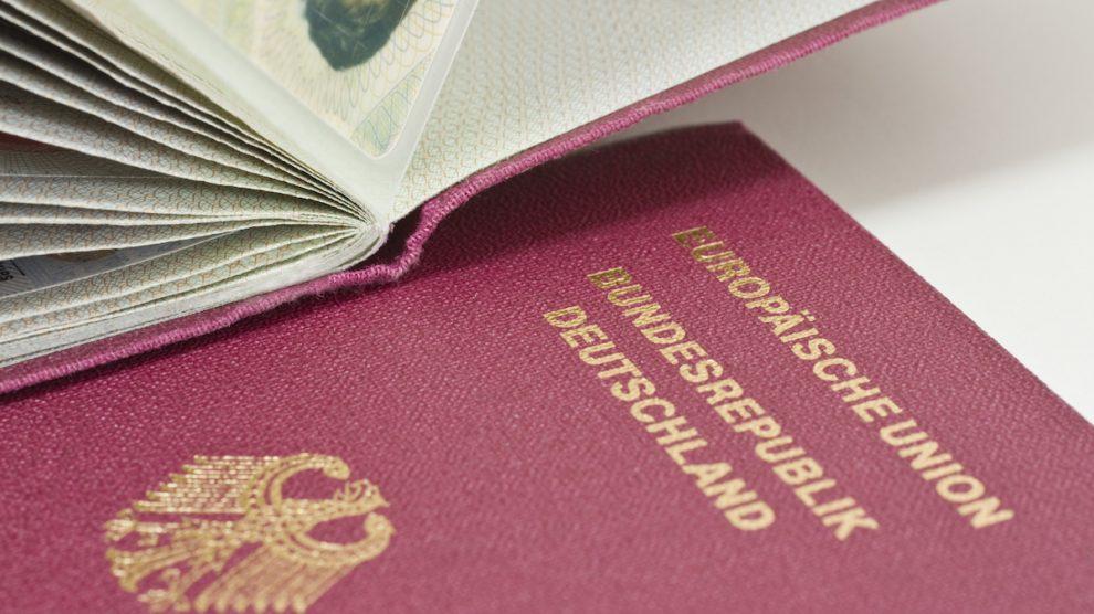 Ausweispflicht in Deutschland