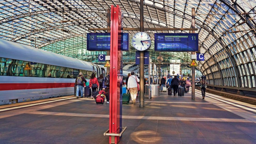 Bahn verspätet Fahrgastrechte