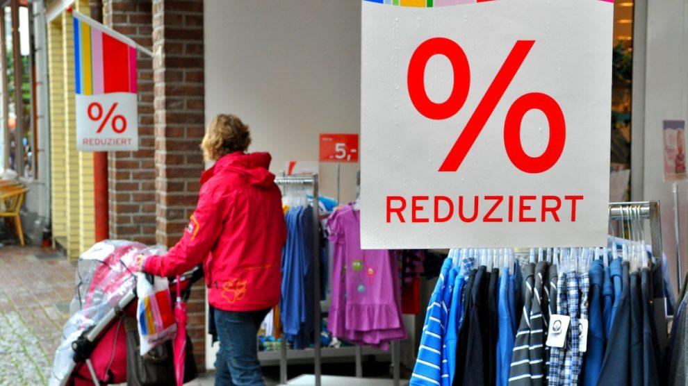 Reduzierte Ware - Ihre Rechte