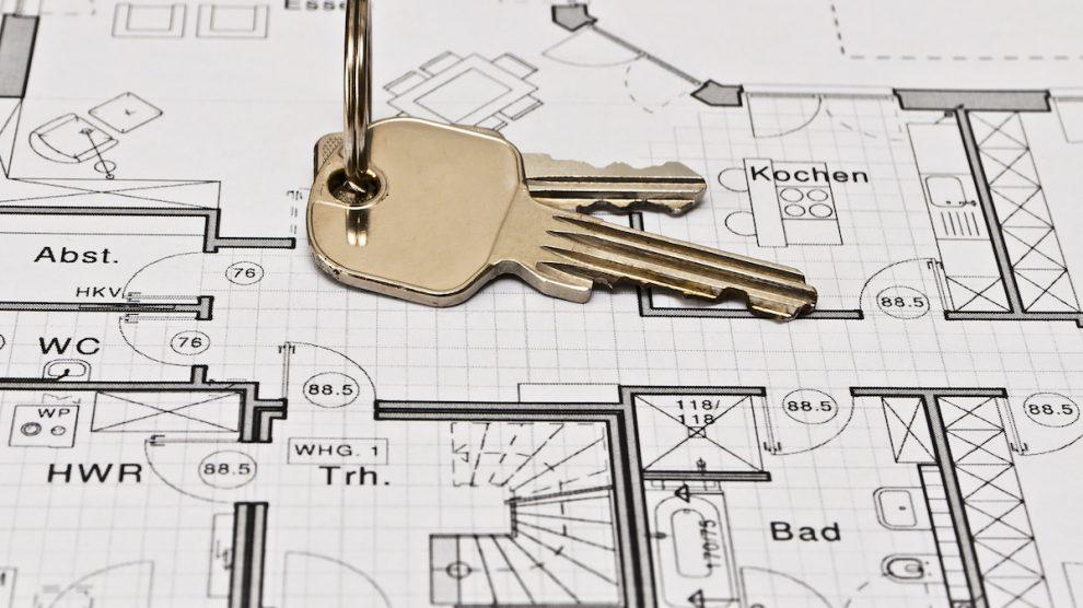 Die richtige Wohnungsübergabe