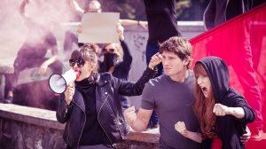Demonstration Ihre Rechte
