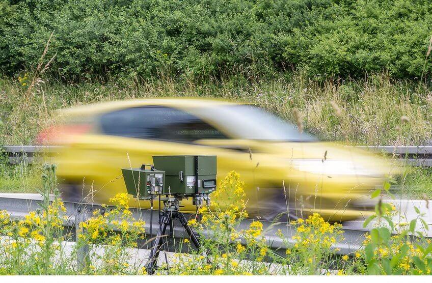 Fotolia 105792998 S copyright 848x556 - Rechtsprechung: PoliScan Speed Messgerät