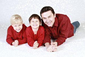 family 557108 1920 300x200 - Umgangsregelung – Welches Elternteil darf mit den Kindern Weihnachten verbringen ?