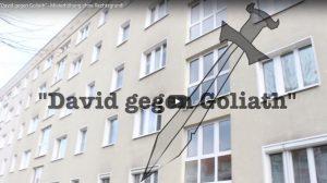 """David gegen Goliath 300x168 - """"David gegen Goliath"""" - Mieterhöhung ohne Rechtsgrund"""