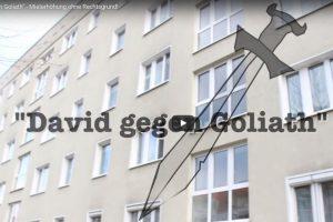 """David gegen Goliath 300x200 - """"David gegen Goliath"""" - Mieterhöhung ohne Rechtsgrund"""