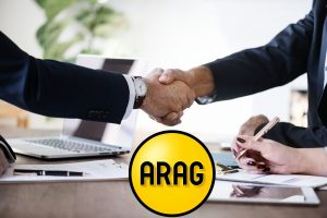 ARAG 300x200 - Eintragung Kreditinformation in Schufa – wann?